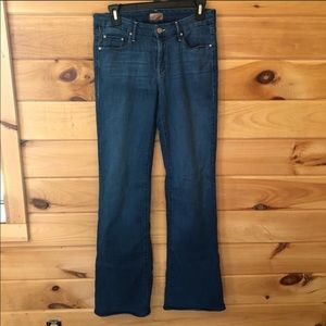 Mother Flare Jeans The Wilder